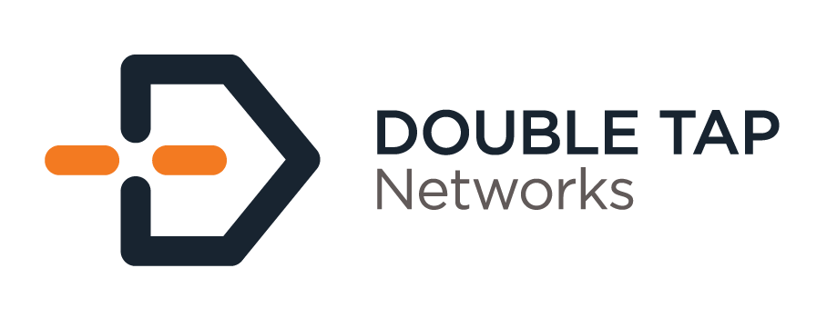 Double Tap Networks Retina Logo